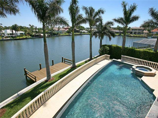 Naples FL Waterfront Homes For Sale – Waterfront Homes Naples