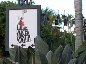 Third Street S Shopping District