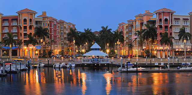 Naples Florida Homes For Sale On Water
